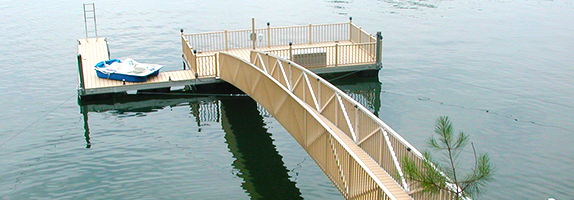 Flotation Systems Dock Piers and Dock Platforms