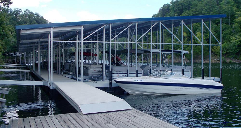 Flotation Systems Marina Dock Commercial Boat Dock 2
