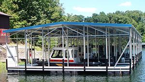 Flotation Systems Marina Dock Commercial Boat Dock 7