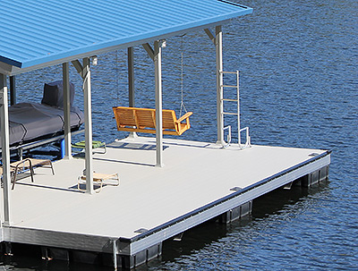 Flotation Systems Swim Platform