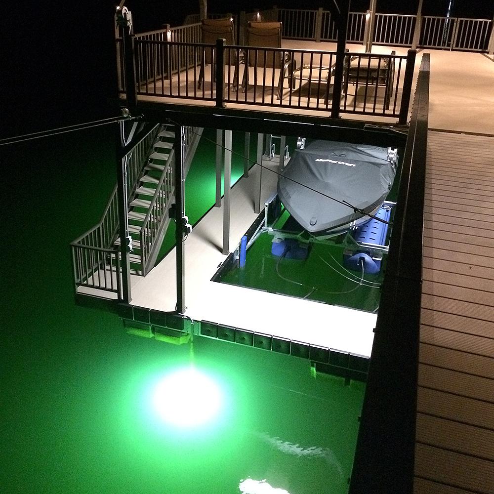Flotation Systems Underwater Fishlight 2