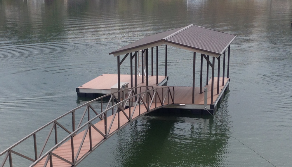 Covered Boat Dock Kits Bing Images