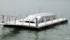 Flotation Systems dock pier floating pier p10