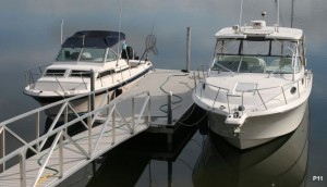 Flotation Systems dock pier floating pier p11