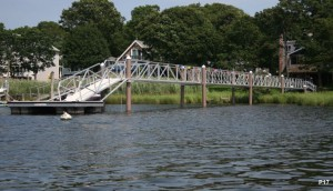 Flotation Systems dock pier floating pier p17