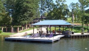Flotation Systems dock pier floating pier p3