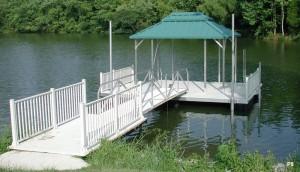 Flotation Systems dock pier floating pier p8
