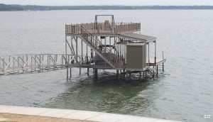 Flotation Systems sundeck boat dock S27