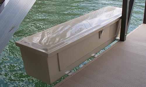 Flotation Systems Jumbo Dock Locker
