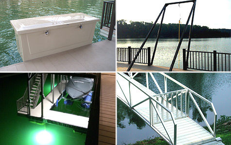 Flotation Systems Boat Dock Accessories Link