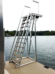 Flotation Systems Jump Dive Platform