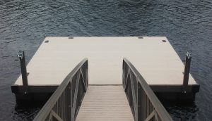 Flotation Systems, Inc. - Walkway and Platform - Dealer: Forrest Cothron