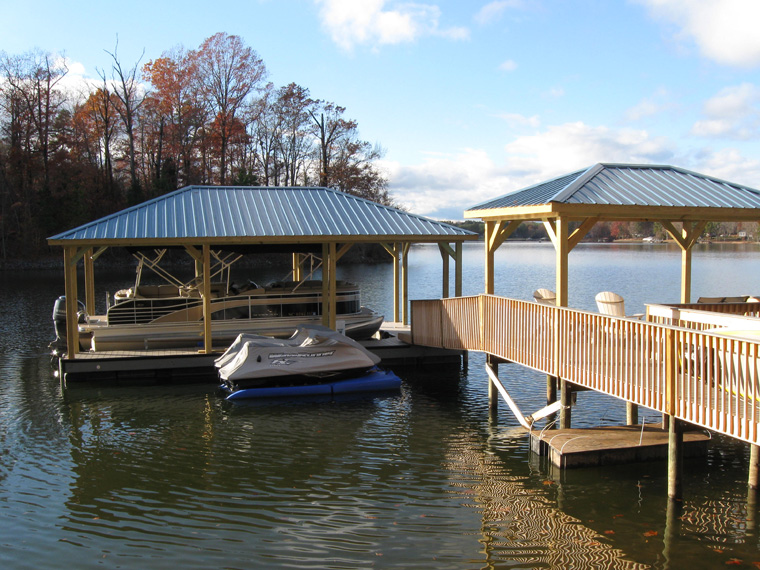 Dock Services Of Lake Norman Inc Flotation Systems