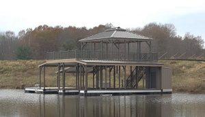 Flotation Systems, Inc. Aluminum Boat Docks - Shannon Burnett