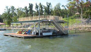 Flotation Systems, Inc. Aluminum Boat Docks - Randy Travis