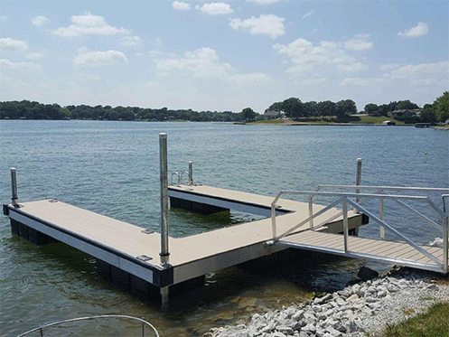 Flotation Systems Refurbish Your Boat Dock