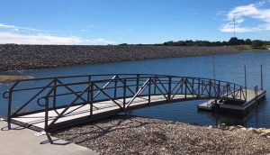 Flotation Systems, Inc. Aluminum Boat Docks - Piers & Platforms - Duck River Project