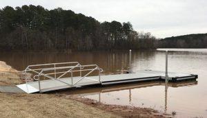 Flotation Systems, Inc. Aluminum Boat Docks - Piers & Platforms